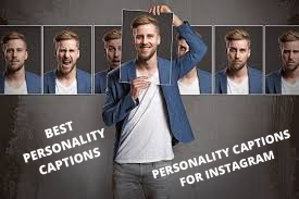BEST PERSONALITY CAPTIONS